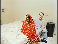 Indian chick in heat gang-banged