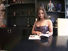 Cathy Heaven and Valentina Blue