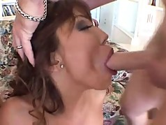 Double Anal For Mature Bitch...F70