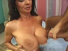 Milf big breasts