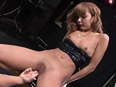 Curvy ass milf, Luna, loves to play rough and fuck hard