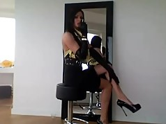 Milf Seductivley Smoking2