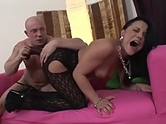 Fabulous Slut Getting Butt Fucked