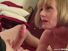 MILF Can't Help Herself