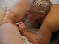 using toy on her