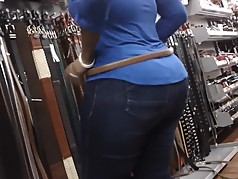 Booty and A Belt !!!