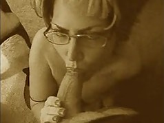 Amazing Milf Blowjob and Tit Fuck