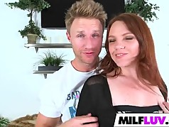 Banging hot MILF Kassondra Raine