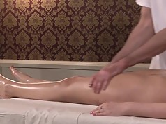 German Milf Nuru Massage