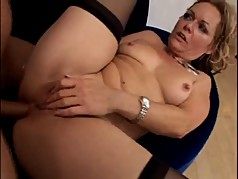 KELLY LEIGH ANAL SEX MILF BLONDE